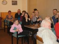 Besuch einer lettischen Kindertanzgruppe