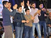 Konzert mit Flüchtlingen 2016
